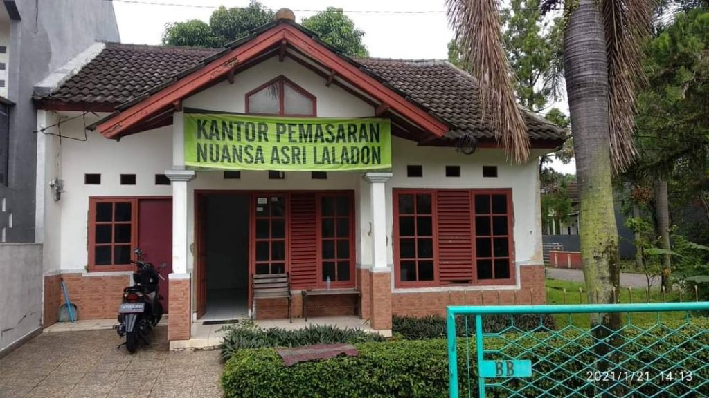 Bogor Laladon rumah dijual. Langsung kontak Detty 085692041626